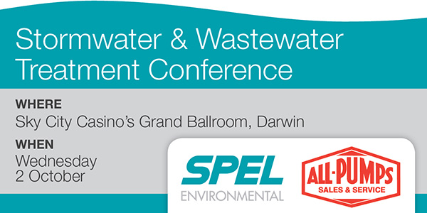 stormwater wastewater treatment conference
