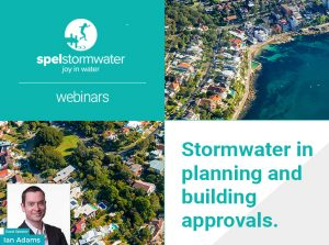 stormwater in planning and building approvals webinar