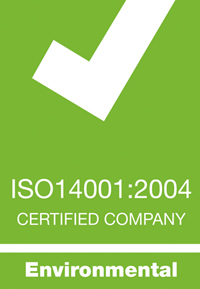 ISO14001:2004 certified company environmental