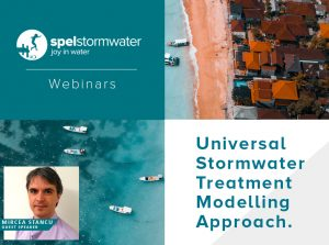 Spel Stormwater treatment Modelling webinar