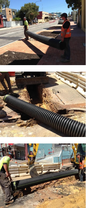 ads hdpe pipe